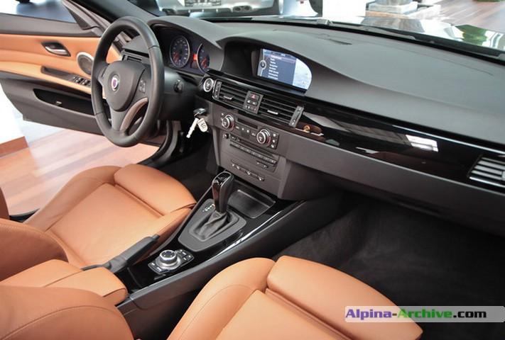 Alpina Archive Fahrzeug Profil Bmw Alpina B3 Touring